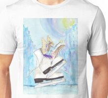 Glacier Skating Fairy Unisex T-Shirt
