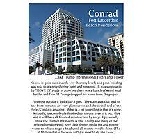 "Fort La Tee Dah ""The Conrad"" Photographic Print"