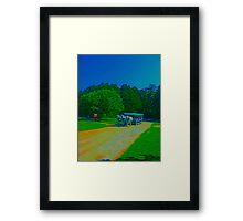 Carraige Framed Print