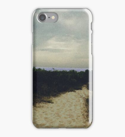 Sandy Path iPhone Case/Skin