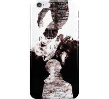 People like us iPhone Case/Skin