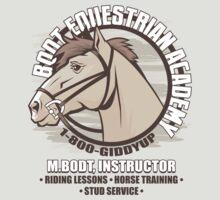 Bodt Equestrian Academy T-Shirt