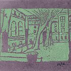 pratt campus stamp by purplestgirl