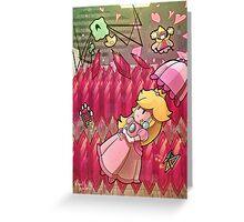 Mimi Battle Greeting Card