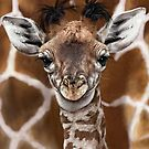 BABY GIRAFFE by DilettantO