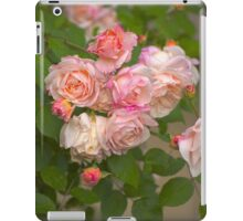 Pink Roses in HDR iPad Case/Skin