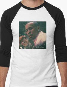 Just a gangster, I suppose Men's Baseball ¾ T-Shirt