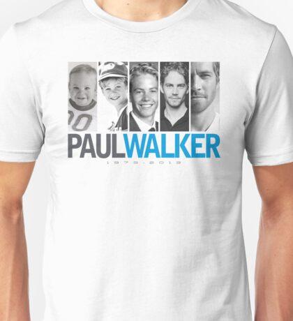 Paul Walker young Unisex T-Shirt