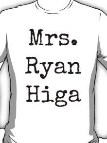 Mrs. Ryan Higa T-Shirt