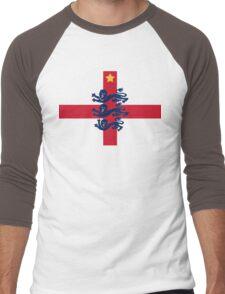 England Men's Baseball ¾ T-Shirt