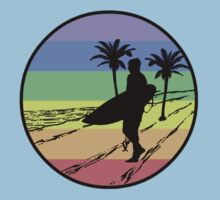 surfing Kids Clothes