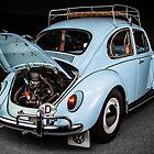 1967 Classic Volkswagen Bug by Cameron Feuerstein
