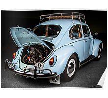 1967 Classic Volkswagen Bug Poster