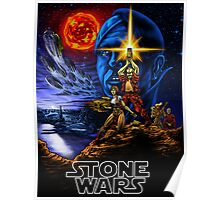 STONE WARS Poster