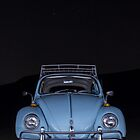 Vintage 1967 Volkswagen Bug by Cameron Feuerstein