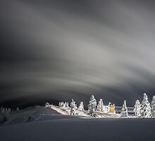 Ghosts of Cypress Mountain by Nordic-Photo