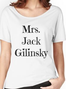 Mrs. Jack Gilinsky Women's Relaxed Fit T-Shirt