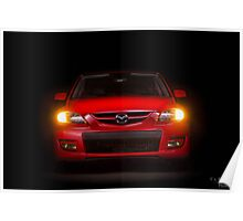 Mazda Speed 3 Poster