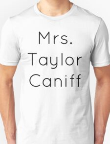 Mrs. Taylor Caniff T-Shirt