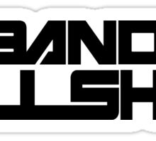 abandon all ships Sticker