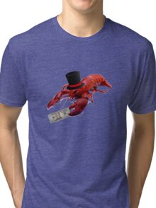 Uncle Lobster's Bounty Tri-blend T-Shirt