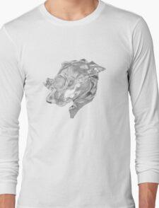 Steampunk Dog Long Sleeve T-Shirt