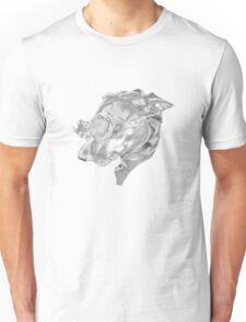 Steampunk Dog Unisex T-Shirt