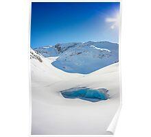 Wedgemount Glacier Poster