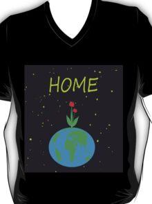 Planet Earth - home T-Shirt