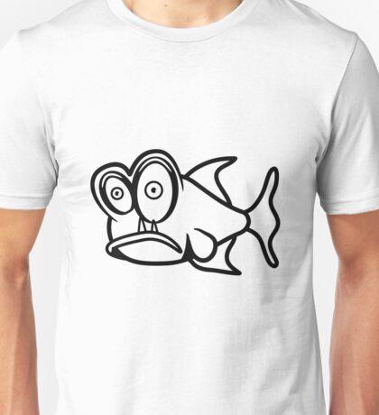 Piranha fish Unisex T-Shirt