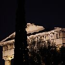 Temple of Hephaestus or Theseion by Francis Drake