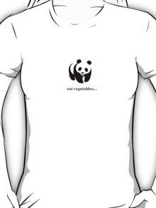 eat vegetables... T-Shirt