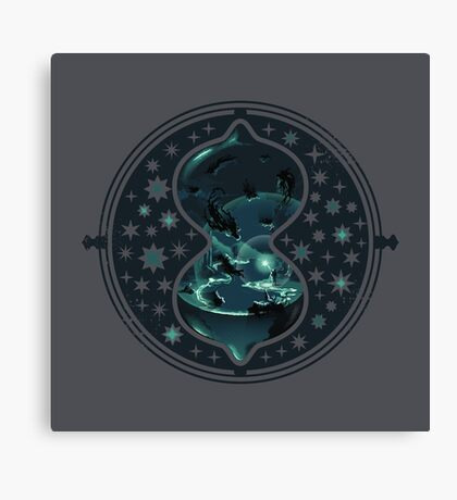 Time Turner Canvas Print