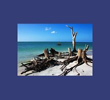 Tree Stump Beach T-Shirt