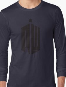 Dalek (exterminate) Long Sleeve T-Shirt