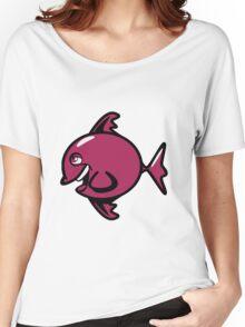 Laugh Puffer Women's Relaxed Fit T-Shirt