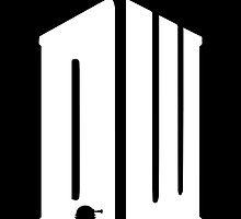 Dalek (exterminate/white) by Lauramazing