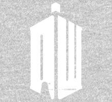 Dalek (exterminate/white) Kids Clothes