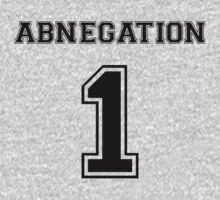 Abnegation - T by stillheaven