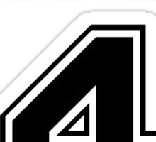 Eaton - T Sticker
