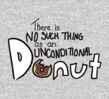 Unconditional Donut by Jennifer Harlow
