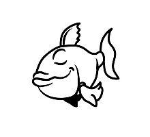 Happy happy fish Photographic Print