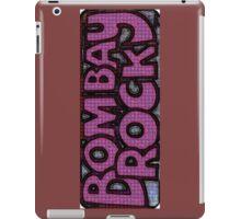 bombay rock  iPad Case/Skin