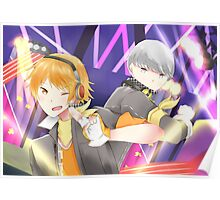 Persona 4 Dancing All Night Poster