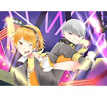 Persona 4 Dancing All Night Photographic Print