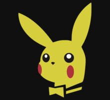 Playboy Pikachu Pokemon Bunny by RobertKShaw