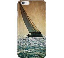 sailrace iPhone Case/Skin