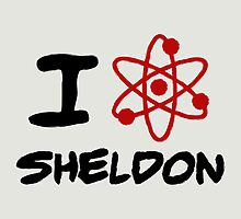 I love sheldon by theduc