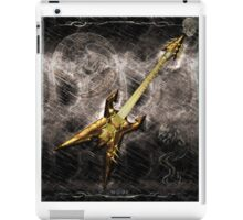 Heavy Metal Guitar iPad Case/Skin