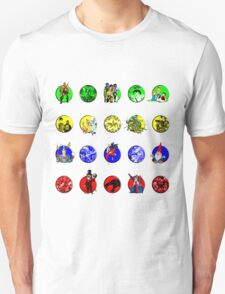 Cartoon Twister T-Shirt